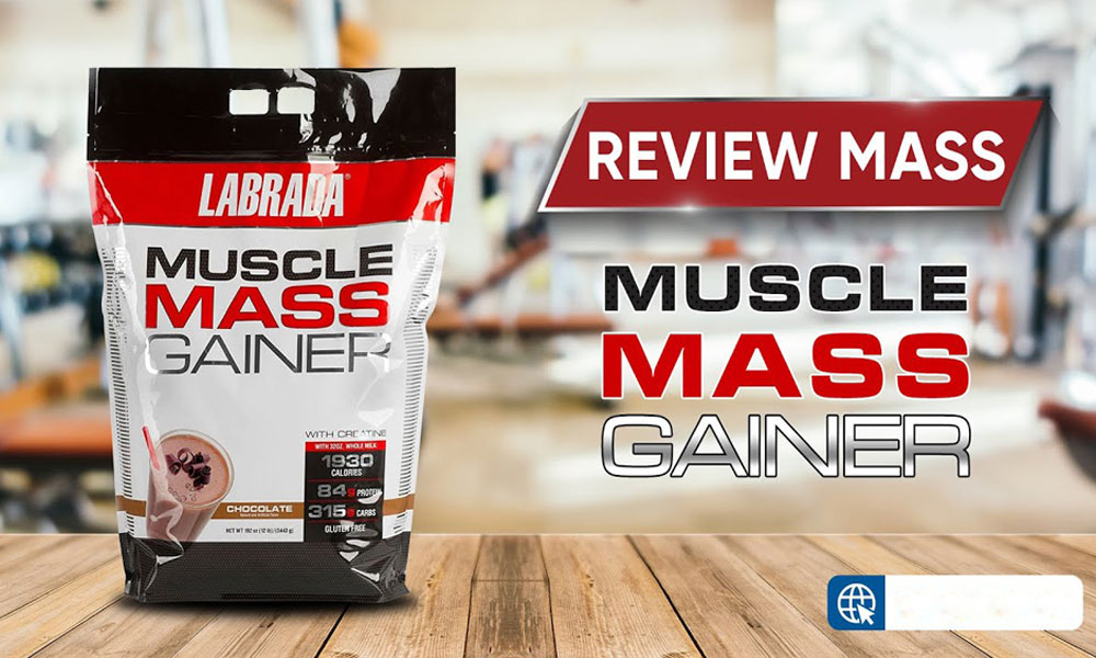 Muscle-Mass-Gainer